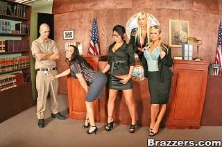Soudní orgie
