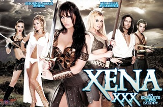 Xena 2: Warrior Princess XXX