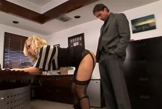 Příprava na šéfův penis