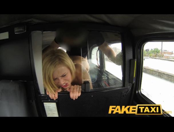 Rychlý prachy ala falešný taxík – hlava v okínku