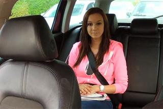 Rychlý prachy ala falešný taxík – Natalie
