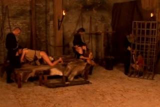 Starověké vězeňské orgie