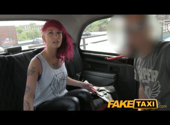 Rychlý prachy ala falešný taxík – punkerka