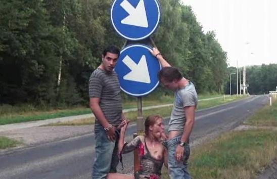 Trojka na veřejnosti