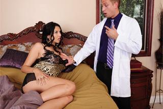Doktor léčí sexem