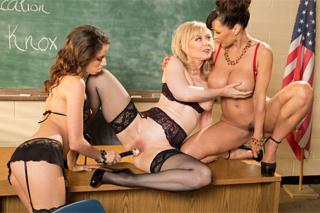 Lesbické učitelky