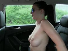 Rychlý prachy ala falešný taxík – Lucy Li