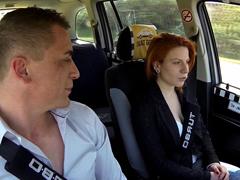 Falešné taxi a česká studentka