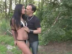 BDSM v lesíku