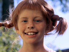 Domácí video Pippi dlouhé punčochy