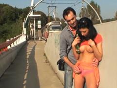 Čechy popadne chuť na sex na ulici