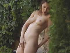 Hrátky s vagínou v přírodě