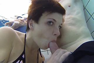 Podvodní kuřba pro Horymíra