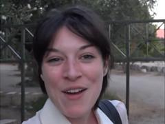 Sex s sexy průvodkyní v Řecku