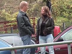 Sex s německou prostitutkou