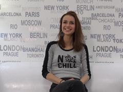 Českej casting – Veronika