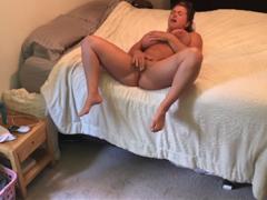 Natočí matku při masturbaci