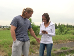Český TakeVan – lovkyně pokemonů
