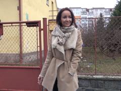 Český TakeVan – ztracená cizinka