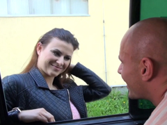 Český Takevan – kurva za litr