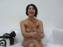 Czech casting – Romana