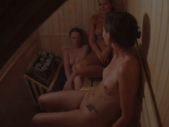 Czech Sauna – nahotinky v sauně