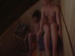 Czech Sauna – 3 krásné prdelky