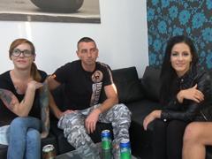 Erotická výměna manželek – České porno