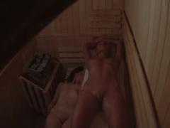 Czech Sauna – roztáhne nohy