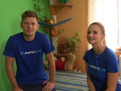 České porno – Lenka a Tomáš