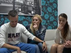Česká výměna manželek – porno díl 3