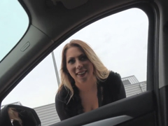 Rychlý prachy – Public agent jako řidič