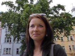 České porno – turisti v Praze