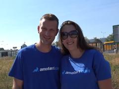 Amatéři z Česka – Kateřina a Jiří