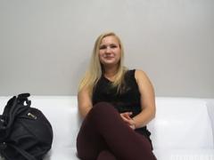 Czech casting – Jana 19 let