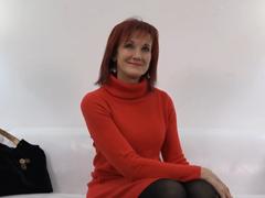 Czech Castin – 55letá mamina Irena