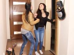 Česká kunda se pochčije do kalhot