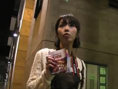 Rychlý prachy – Japonka a Public agent