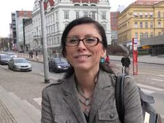 Rychlý prachy v českých ulicích – Milfka