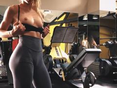 Workout zakončí amatérským sexem