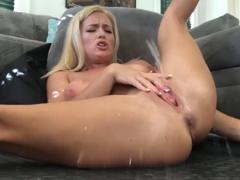 8 masivních squirt orgasmů před webkou