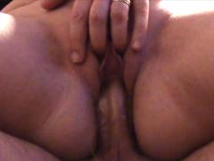 Pulsující orgasmus při šukání manželky