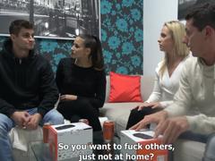 Česká výměna manželek – nešukáš mě?