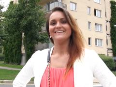 Český Pornhub Agent – nymfička Barbara