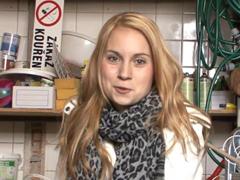 Češka Veronika Vaňková na gangbangu