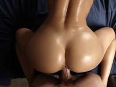 Po erotické masáži se ji zachtělo šukat