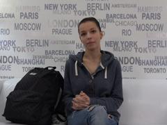 Czech Casting – kadeřnice Linda 19 let