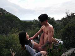 Sexuální deníky – šuká starou v přírodě