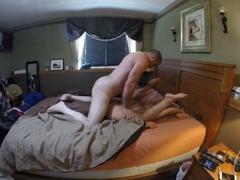 Mrdání MILF si natočil na Gopro kameru