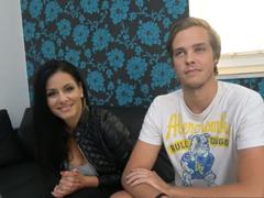 Česká výměna manželek – chce dildo
